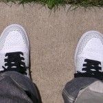 090522polka dot shoes