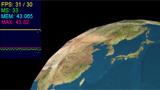 [PV3D]地球儀3
